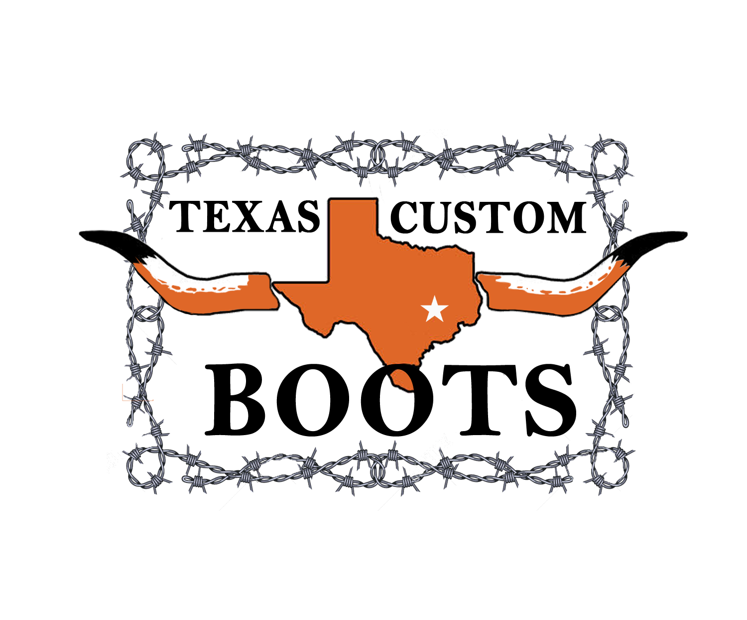 Texas Custom Boots Logo
